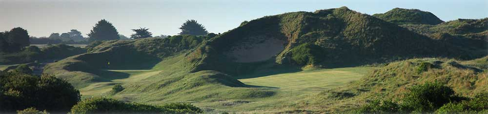 St. Enodoc Golf Club, home of The 18th Open Championship Final
